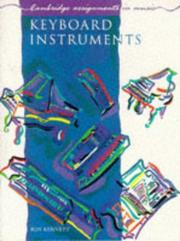 Cover of: Keyboard Instruments (Cambridge Assignments in Music)