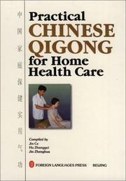 Cover of: Practical Chinese Qigong for Home Health Care