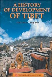 Cover of: A History of Development of Tibet