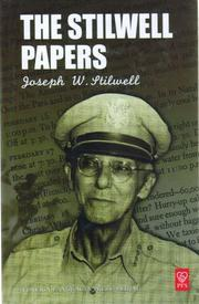 Cover of: The Stillwell Papers