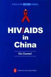 Cover of: HIV/AIDS in China