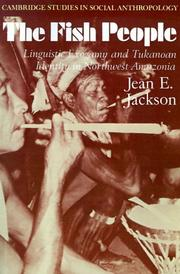 Cover of: The fish people | Jean E. Jackson