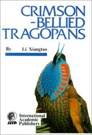 Cover of: Crimson-Bellied Tragopan