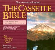 Cover of: Audio Bible | E. W. Jeffries