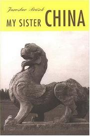 Cover of: My Sister China
