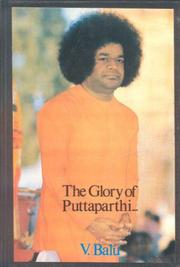 Cover of: Glory of Puttaparthi