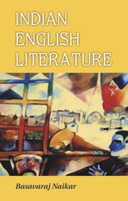 Cover of: Indian English Literature, Vol. 1