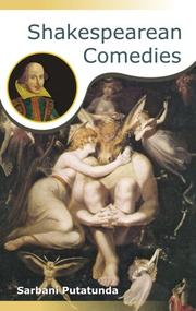 Cover of: Shakespearean Comedies | Sarbani Putatunda