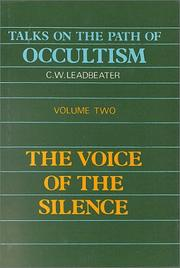 Cover of: Talks on the Path of Occultism, Volume 2 | Annie Wood Besant