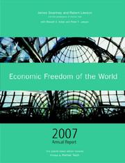 Cover of: Economic Freedom of the World 2007 Annual Report (Economic Freedom of the World)