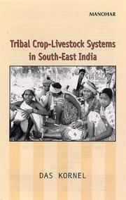 Cover of: Tribal Crop-Livestock Systems in South-East India