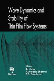Cover of: Wave Dynamics and Stability of Thin Film Flow Systems |