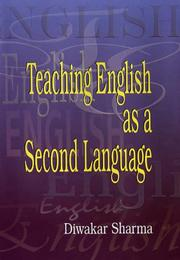 Cover of: Teaching English as a Second Language