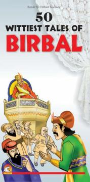 Cover of: 50 Wittiest Tales of Birbal | Clifford Sawhney
