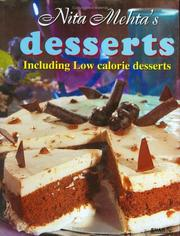 Cover of: Desserts