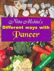 Cover of: Different Ways with Paneer