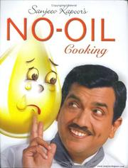 Cover of: NO-OIL Cookbook