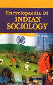 Cover of: Encyclopaedia of Indian Sociology
