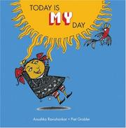 Cover of: Today Is My Day | Anushka Ravishankar