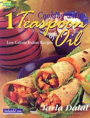 Cover of: Cooking with 1 Teaspoon of Oil