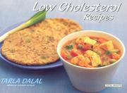 Cover of: Low Cholesterol Recipes
