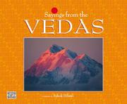 Cover of: Sayings from the Vedas