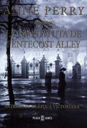 Cover of: Prostituta de Pentecost Alley, La