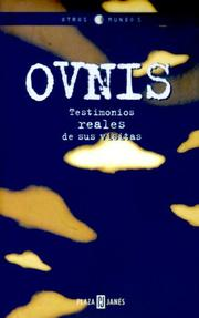 Cover of: Ovnis