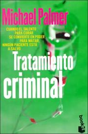 Cover of: Tratamiento criminal