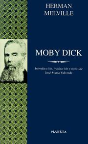 Cover of: Moby Dick