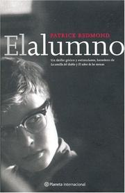 Cover of: El Alumno | Patrick Redmond