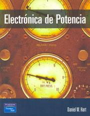 Cover of: Electronica de Potencia