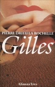 Cover of: Gilles