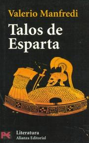 Cover of: Talos De Esparta