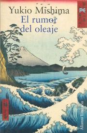 Cover of: El Rumor Del Oleaje