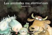 Cover of: Los Animales Me Aterrorizan