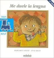 Cover of: Me Duele la Lengua by Margarita Maine