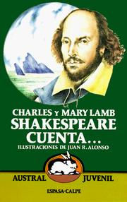Cover of: Shakespeare Cuenta