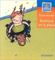 Cover of: Aventura en la Playa