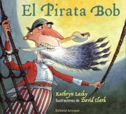 Cover of: El Pirata Bob/ Bob the Pirate