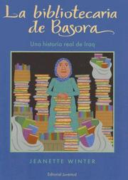Cover of: La Bibliotecaria De Basora / The Basora Librarian