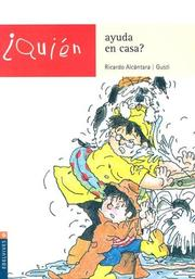 Cover of: Quien Ayuda En Casa? / Who Helps at Home?