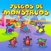 Cover of: Juegos de Monstruos by Jill Turner