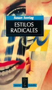 Cover of: Estilos Radicales - B -