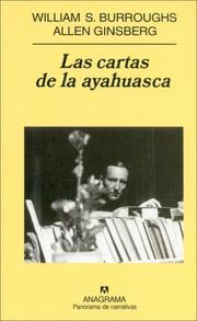 Cover of: Las Cartas de La Ayahuasca