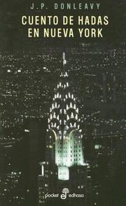 Cover of: Cuento de Hadas en Nueva York (Pocket Edhasa; 8)