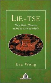 Cover of: Lie-Tse