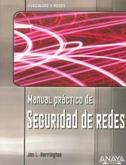 Cover of: Manual Practico De Seguridad De Redes/ Practice Manual of Network Security