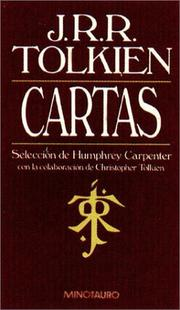 Cover of: Cartas