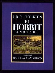 Cover of: El Hobbit